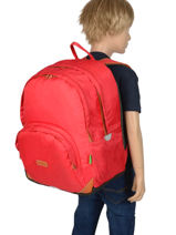 Backpack With Matching Pencil Case Tann