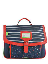 Cartable 2 Compartiments Tann