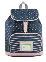 Backpack Tann's Multicolor capsule 65325