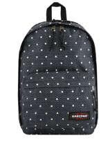 Backpack 2 Compartments + 14'' Pc Eastpak Black K936