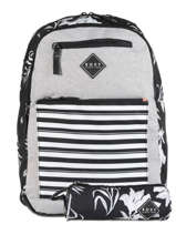 Backpack With Free Pencil Case Roxy Black back to school RJBP3961