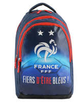 Backpack Federat. france football Multicolor equipe de france 193X204I