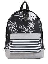 Backpack Sugar Baby Roxy Black back to school RJBP3958