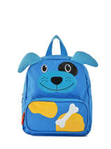 Backpack Mini Animal Green kids KIDNI00