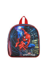 Sac à Dos Mini Mask Spiderman Bleu mask SPIEI02