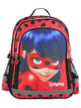 Backpack 2 Compartments Miraculous Red tales of ladybug 599840LB