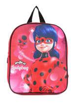 Sac à Dos Mini Miraculous Rouge tales of ladybug 599847LB