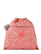 Sports' Bag Kipling Pink back to school 9487
