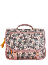 Satchel 2 Compartments Lily Girls Stones and bones Multicolor girls LILY-G