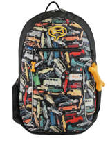 Backpack Aspen 2.0 Boys Stones and bones Multicolor boys ASPEN-B