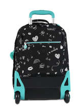 Wheeled Backpack 2 Compartments + 15