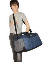 Sac De Voyage Cabine Luggage Quiksilver Bleu luggage QYBL3176-vue-porte