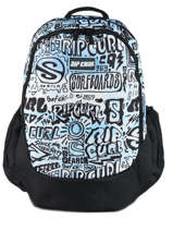 Sac à Dos Cover Up 3 Compartiments Rip curl Bleu cover up BBPMF4