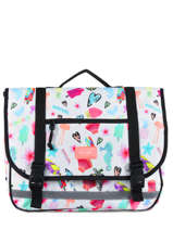 Satchel 2 Compartments Rip curl White summer time LBPQG4