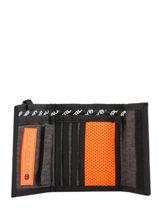 Academic Bifold Wallet Superdry Gray accessories men M98100MU-vue-porte