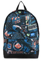 Backpack 1 Compartment Quiksilver Blue youth access QBBP3037