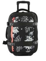 Sac De Voyage Cabine Luggage Neoprene Roxy Noir luggage neoprene RJBL3163