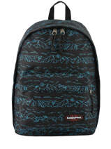 Backpack A4 1 Compartment + 15'' Pc Eastpak Black K767
