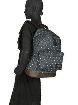 Backpack Wyoming Eastpak Black K811-vue-porte