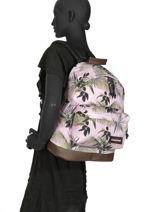 Backpack Wyoming Eastpak Pink K811-vue-porte