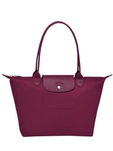 Longchamp Le pliage neo Besaces Violet