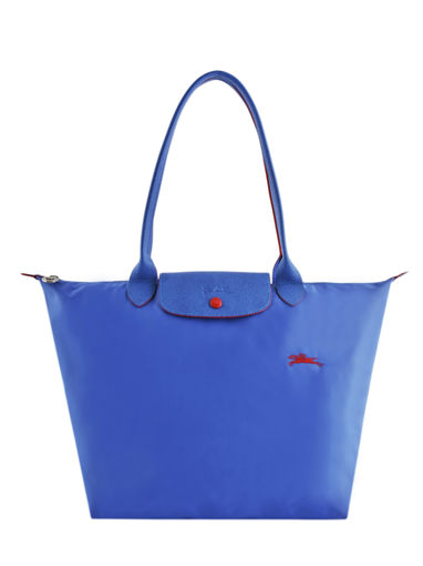 Longchamp Le pliage club Besaces Noir