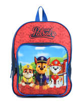 Backpack Mini Paw patrol Blue trio PAWEI03