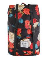 Backpack 1 Compartment + 15'' Pc Herschel Black classics 10066