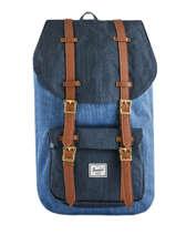 Backpack 1 Compartment + 15'' Pc Herschel Blue classics 10014
