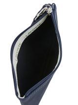 Trousse Lacoste Bleu l.12.12 concept NF2036PO-vue-porte