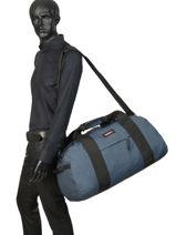 Sac De Voyage Authentic Luggage Eastpak Bleu authentic luggage Station: K070-vue-porte