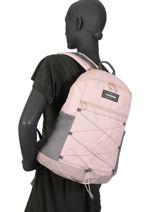Backpack 1 Compartment Dakine Pink wonder 10002629-vue-porte