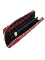 Wallet Tommy hilfiger Red modern adware AW07063-vue-porte