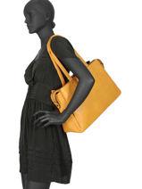 Shopper Gallantry Yellow R1529-1-vue-porte