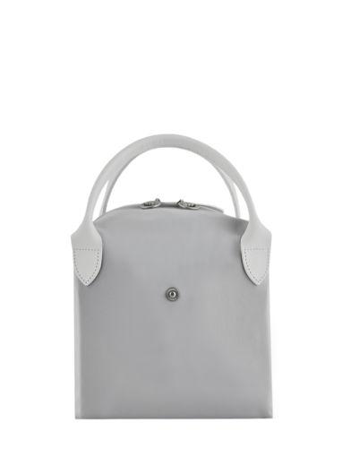 Longchamp Nendo Sacs porté main Gris