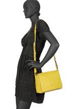 Crossbody Bag Libera Liu jo Yellow libera A69065-vue-porte