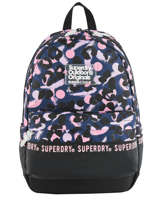 Backpack 1 Compartment Superdry Multicolor backpack woomen W9100016
