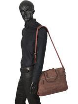Business bag-WYLSON-vue-porte
