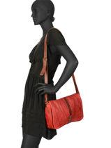 Crossbody Bag Authentic  Torrow Red authentic TAUT03-vue-porte