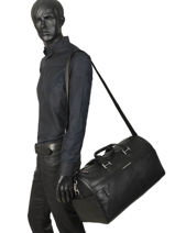 Cabin Duffle Business Tommy hilfiger Black business AM04770-vue-porte