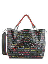 Leather Maxi Bag Le Baltard Logo Sonia rykiel Multicolor baltard 9221-57