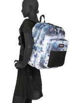 Backpack Pinnacle Eastpak Multicolor pbg authentic PBGK060-vue-porte