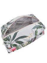 Toiletry Case Iconic Ted baker Gray iconic CALLAE-vue-porte