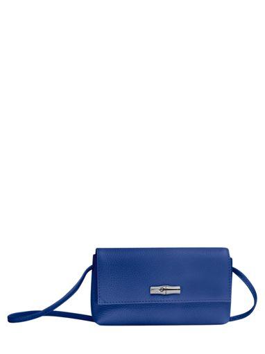 Longchamp Roseau essential Pochettes Bleu