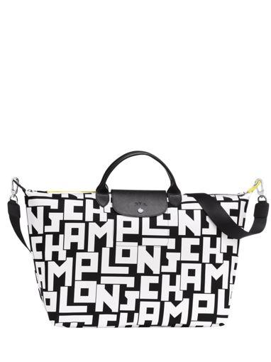 Longchamp Le pliage lgp Sacs de voyage Noir