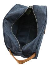 Trousse De Toilette Cotton Faguo Bleu classic 19AC0901-vue-porte