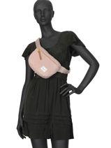 Belt Bag Fifteen Herschel Pink classics 10215-vue-porte