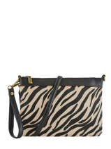 Crossbody Bag Goa Zebra Miniprix Black goa MD7084-E