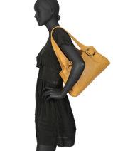 Shoulder Bag Classic Miniprix Yellow classic 7969-vue-porte
