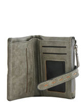 Classic Purse/card Holder Miniprix Gray classic 328-vue-porte